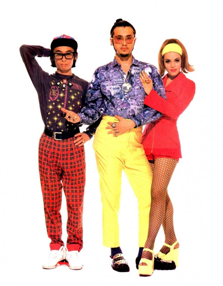 Let Us Now Sing the Praises of Deee-Lite