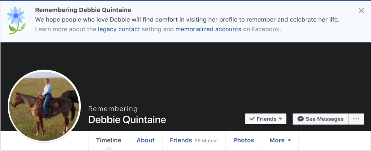 Please, Please, Please Memorialize Your Loved Ones On Facebook